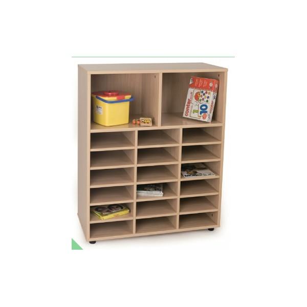 Mo mueble casillero + 2 casillas
