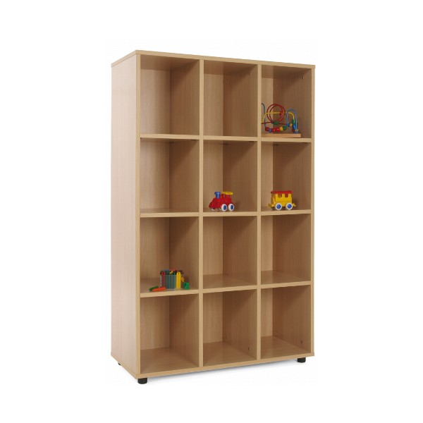 Mo mueble medio 12 casillas 90x147x40