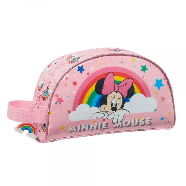 NECESER ADAPT. A CARRO MINNIE MOUSE RAINBOW